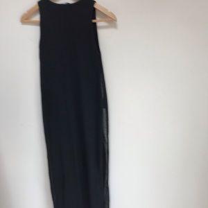 NWOT Zara black dress